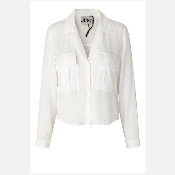 Just Female,  Leolia shirt hvid